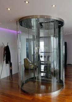 Domovní výtahy Travel